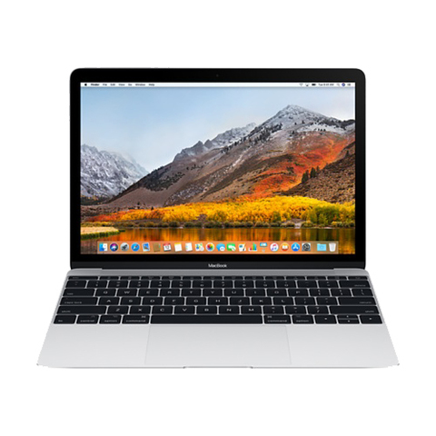 Apple MacBook 1.2Ghz Silver - Серебристый
