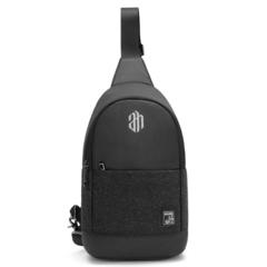 Однолямочный рюкзак  ARCTIC HUNTER XB00064 Черный