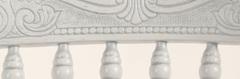 """Стул """"CCKD - 220 S"""" —  Античный белый (с патиной) (MK-1115-WS)"""