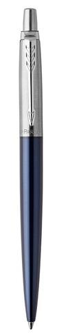 Набор с гравировкой: Ежедневник недатированный и  Шариковая ручка Parker Jotter Essential, Royal Blue CT123