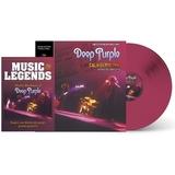 Deep Purple / California Jam (Bookazine Special Limited Edition) (Coloured Vinyl)(LP+Журнал)