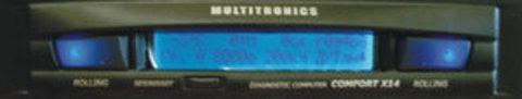 Бopтовой компьютер Multitronics