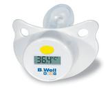 Электронный термометр-соска B.Well WT-09 quick