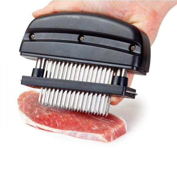 Кухонные принадлежности и аксессуары Приспособление для отбивания мяса Meat Tenderizer (Мит Тендерайзер) b79b3567a411fd8fd9d20f80760849b4.jpg