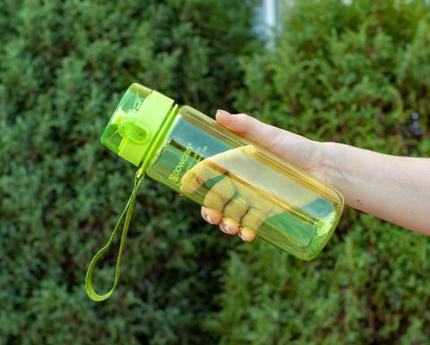 Бутылка POWCAN - 800 мл. глянцевая - Салатовый
