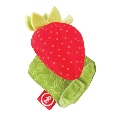 Игрушка HAPPY BABY 330348 JUICY STRAWBERRY.