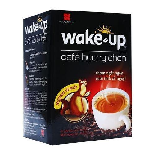Растворимый кофе 3в1 Vinacafe. 18 пакетиков.