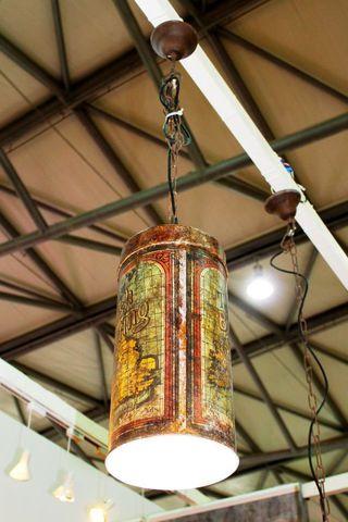 vintage chandelier 50-33 ( by Funky Vintage )