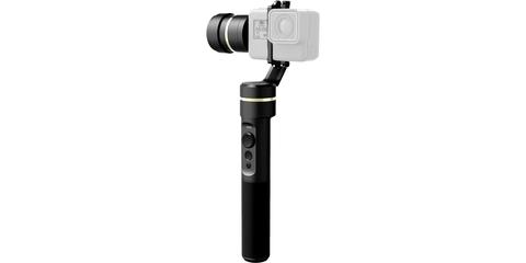 Стабилизатор-монопод для GoPro Feiyu-Tech Gimbal 3-Axis Hendheld Steady схема крепления
