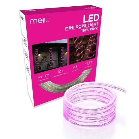 Готовые наборы дюралайт шланг 20 метров розовый цвет 2WRL LED комплект