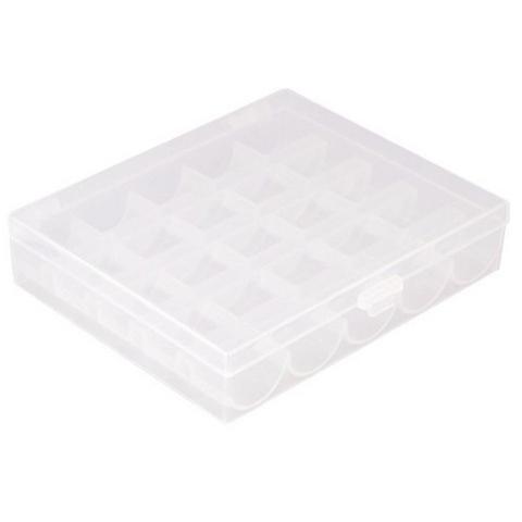 Коробочка пластиковая под 25 шпулек
