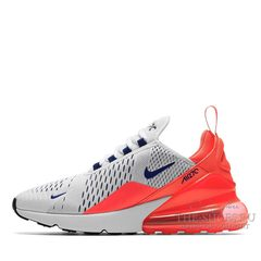 Кроссовки женские Nike Air Max 270 White Coral Cyan