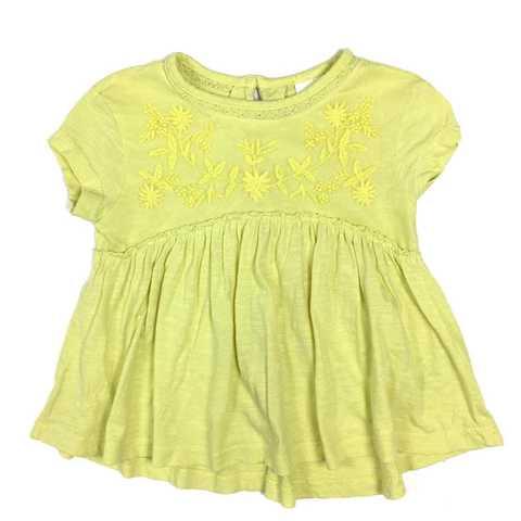 Блуза NEXT для модной малышки на 6-9 месяцев