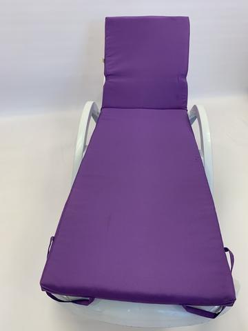 Матрац для лежака DESIGN Фиолетовый