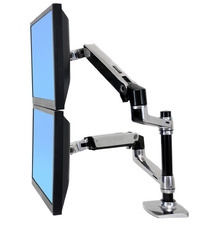 Кронштейн Ergotron LX Dual Stacking Arm (45-248-026)