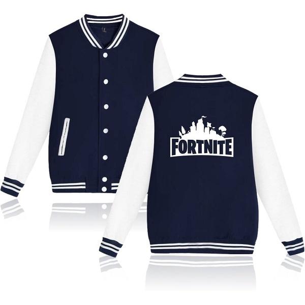 Фортнайт куртка бейсбольная