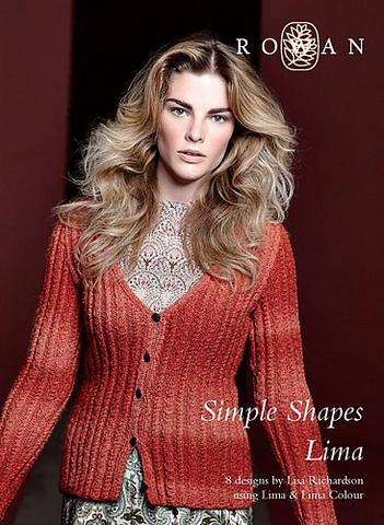 Журнал SIMPLE SHAPES LIMA Rowan