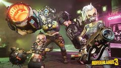 PS4 Borderlands 3. Deluxe Edition (русские субтитры)