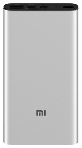 Аккумулятор Xiaomi 10000mAh Mi Power Bank 3