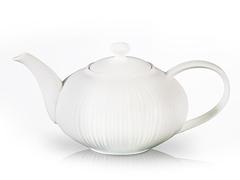 9351 FISSMAN Elegance White Чайник заварочный 1 л