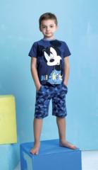 Детская мужская пижама Disney E18K-23P101