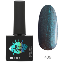 Гель-лак RockNail Beetle 435 Firefly