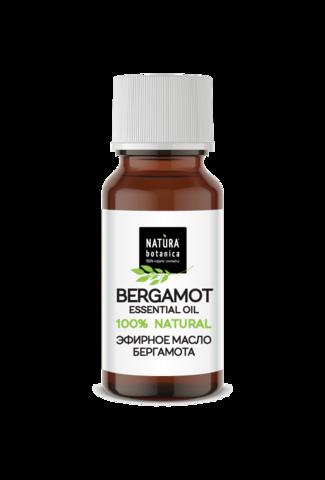 Эфирное масло бергамота, 10 мл (Natura Botanica)