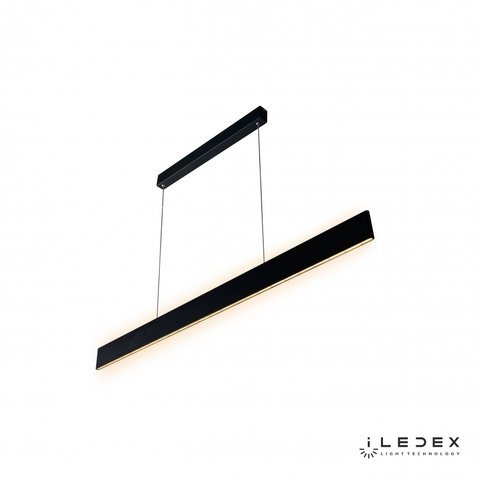 Подвесная люстра iLedex SunSpot LZ-L933 BK