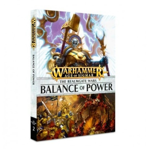 REALMGATE WARS 2: BALANCE OF POWER (HB) ENG