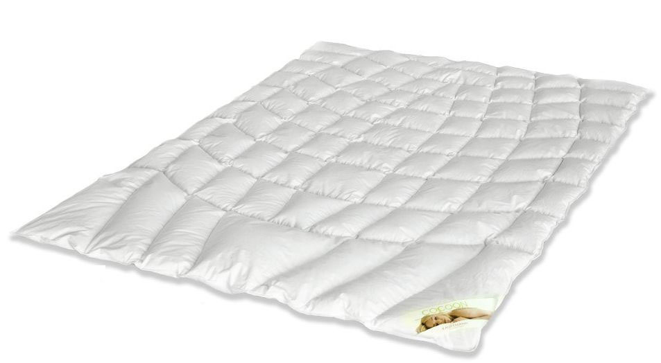 Одеяла Одеяло пуховое всесезонное 200х220 Kauffmann Cocoon odeyalo-puhovoe-vsesezonnoe-kauffmann-cocoon-avstriya.jpg