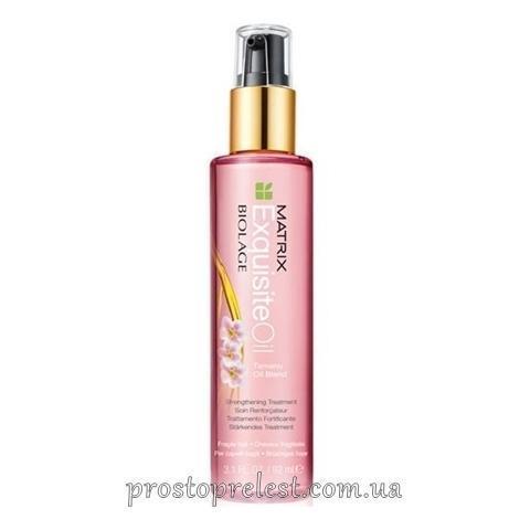 Matrix Biolage Exquisite Oil Treatment Tamanu - Масло для укрепления волос