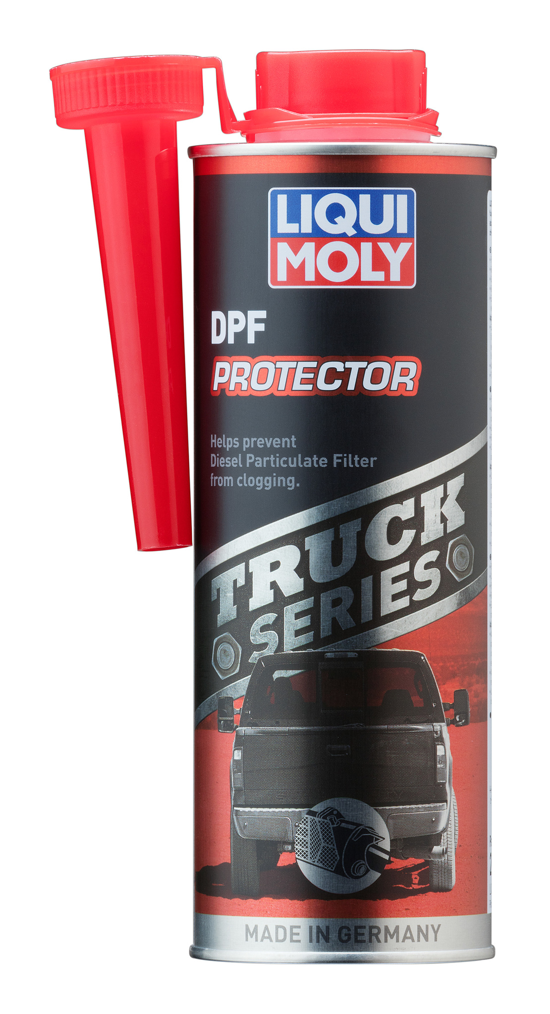 Liqui Moly Truck Series DPF Protector Присадка для сажевого фильтра пикапов
