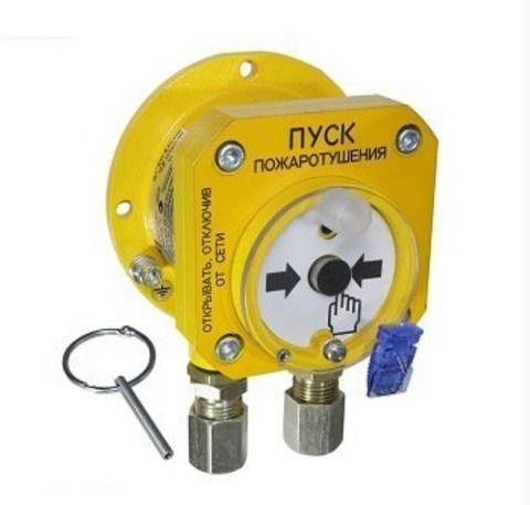 Устройство пуска пожаротушения С2000-Спектрон-512-Exd-М-УДП-01