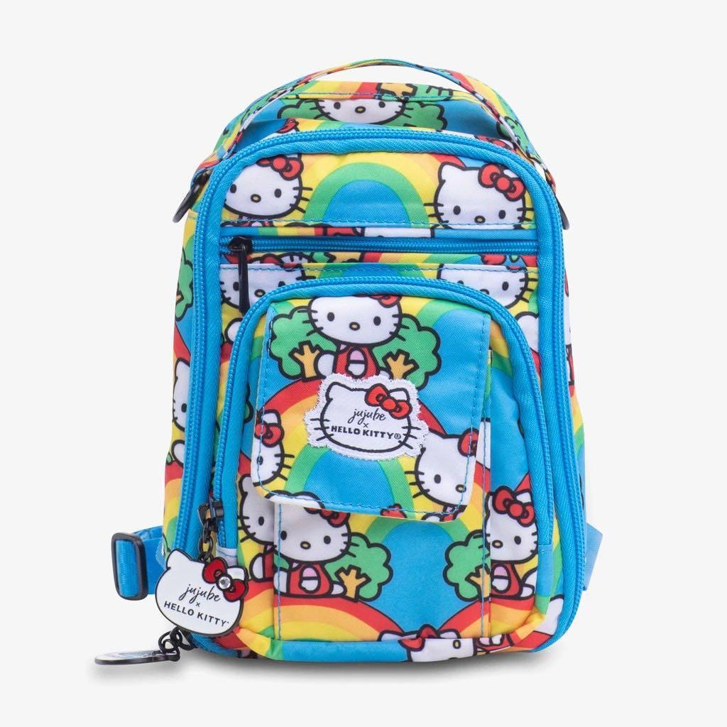 Рюкзак JuJuBe Mini B.R.B Hello Kitty Hello rainbow