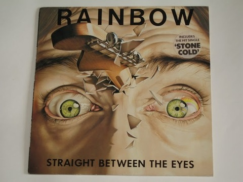 Rainbow / Straight Between The Eyes (LP)