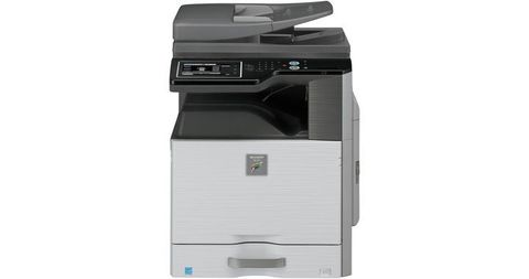 Цветное мфу Sharp MX-2614N