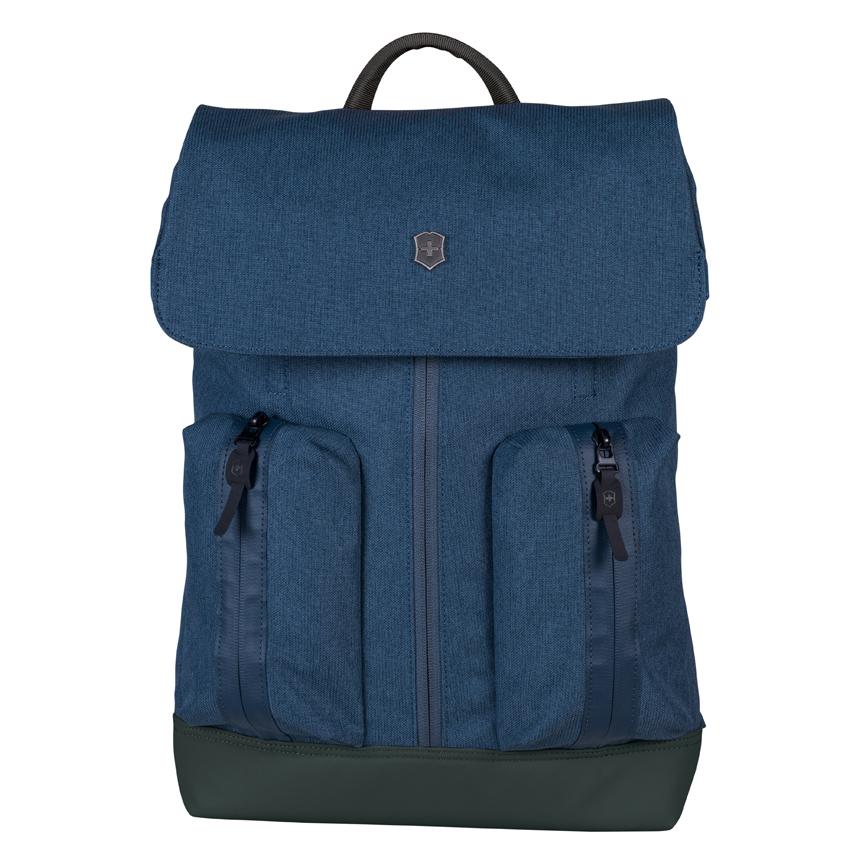 038a77c91619 Рюкзак Victorinox Altmont Classic Flapover Laptop 15'', синий, 30x12x44 см,  18 л