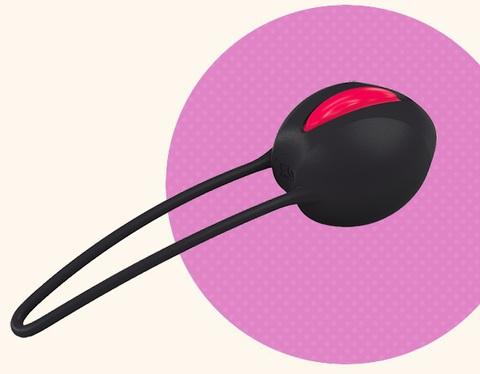 Вагинальный шарик Smartballs Uno (d. 3,6 см.; вес 36 гр)