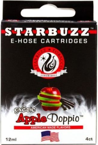 Картриджи Starbuzz - Apple Doppio с никотином