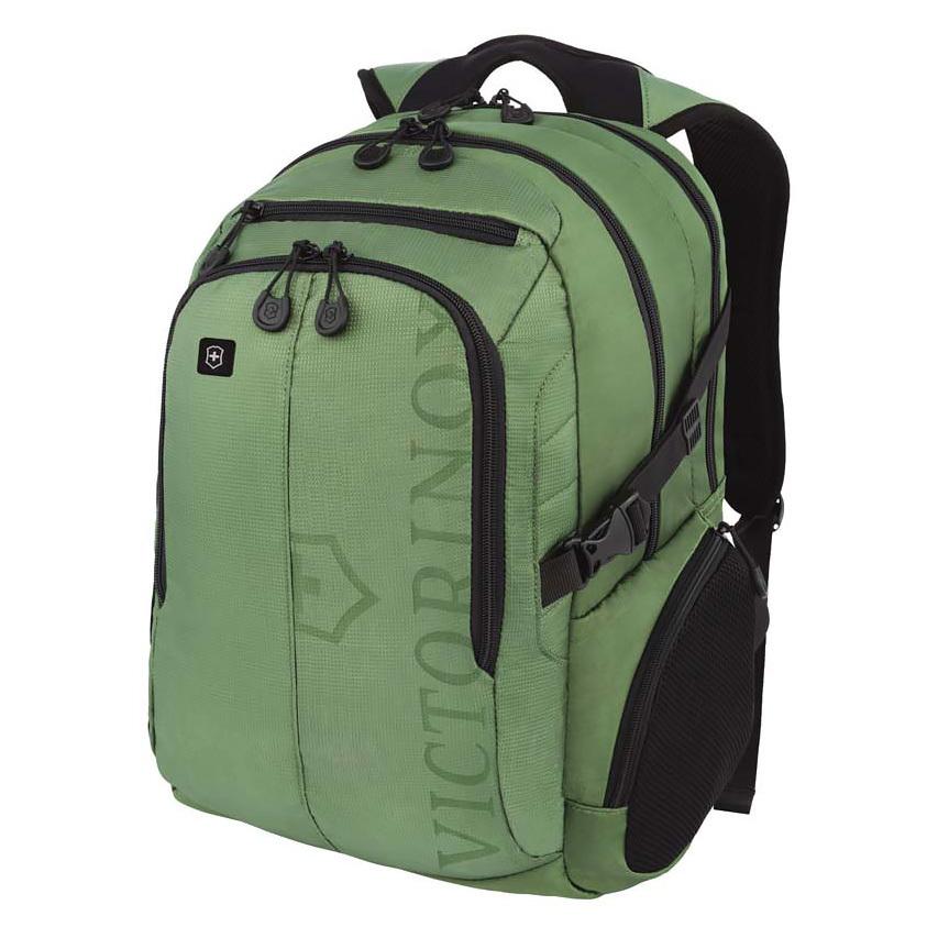 Рюкзак Victorinox VX Sport Pilot 16'', зелёный, 34x28x47 см, 30 л