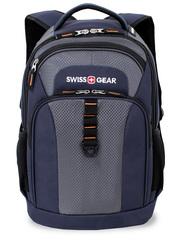 Рюкзак SWISSGEAR Sport Line, цвет синий/серый, 30x18x44 см, 24 л