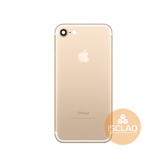 Корпус iPhone 7 Gold (Оригинал)