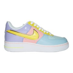 Кроссовки Nike Air Force 1 '07 Yellow Pink