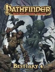 Книга правил Pathfinder: Bestiary 4