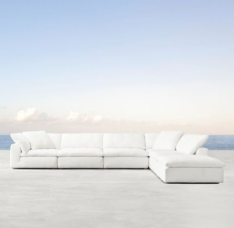 Cloud Modular Outdoor Sofa Chaise Sectional