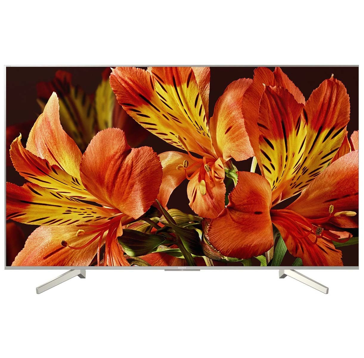 KD-55XF8577 телевизор Sony Bravia, цвет серебристый