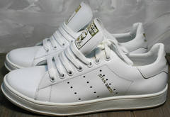 Спортивные женские туфли Stan Smith White-R A14w15wg