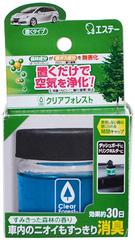 ST Ароматизатор на панель авто запах лесной свежести 36гр/24