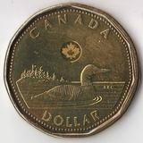 K6073, 2012, Канада, 1 доллар Утка UNC