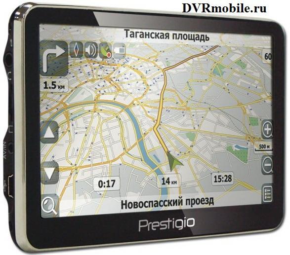 Автомобильный навигатор Prestigio 5300 BT